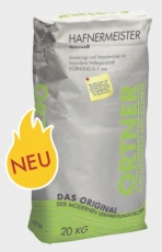 HAFNERMEISTER Kachelofen Putz 0-5mm 5kg