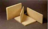 Schamotteplatte 400 x 300 x 20
