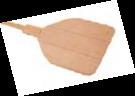 Brot- Pizza Buchenholzschaufel