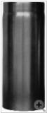 Rauchrohr Eingezogen, Wandungsstärke 2 mm 1000mm 160
