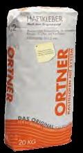 Ortner Haftkleber 0-1,2   20kg