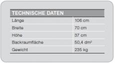 Holzbackofen Mod.0 Ortner