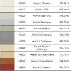 Kachelofen Putzfarbe  0,5kg 260 Dunkelgrau