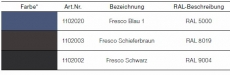 Fresco Spachtelmasse 021 Grün (1)   0,75 kg