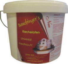 Kachelofen Kreativputz Universal 10 kg