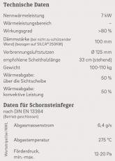 Schmid Kamineinsatz Ekko 34(34)51h