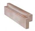 Kaminbauplatten-Trägerstein   Z   500 x 105 x 70 mm