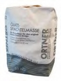 Ortner Glattspachtelmasse 0-0,02 5 kg