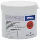 Faserkitt Ortner  weiß 1kg